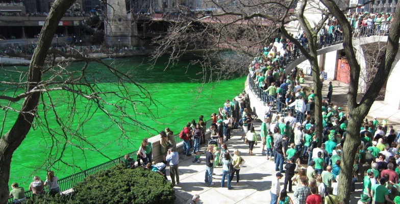 St. Patrick's Day: Chicago