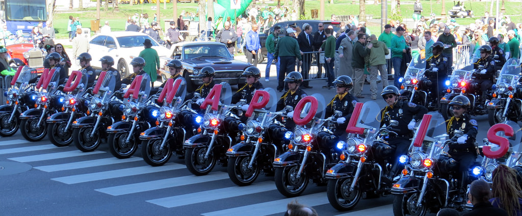 Indianapolis's St. Patrick's Day parade